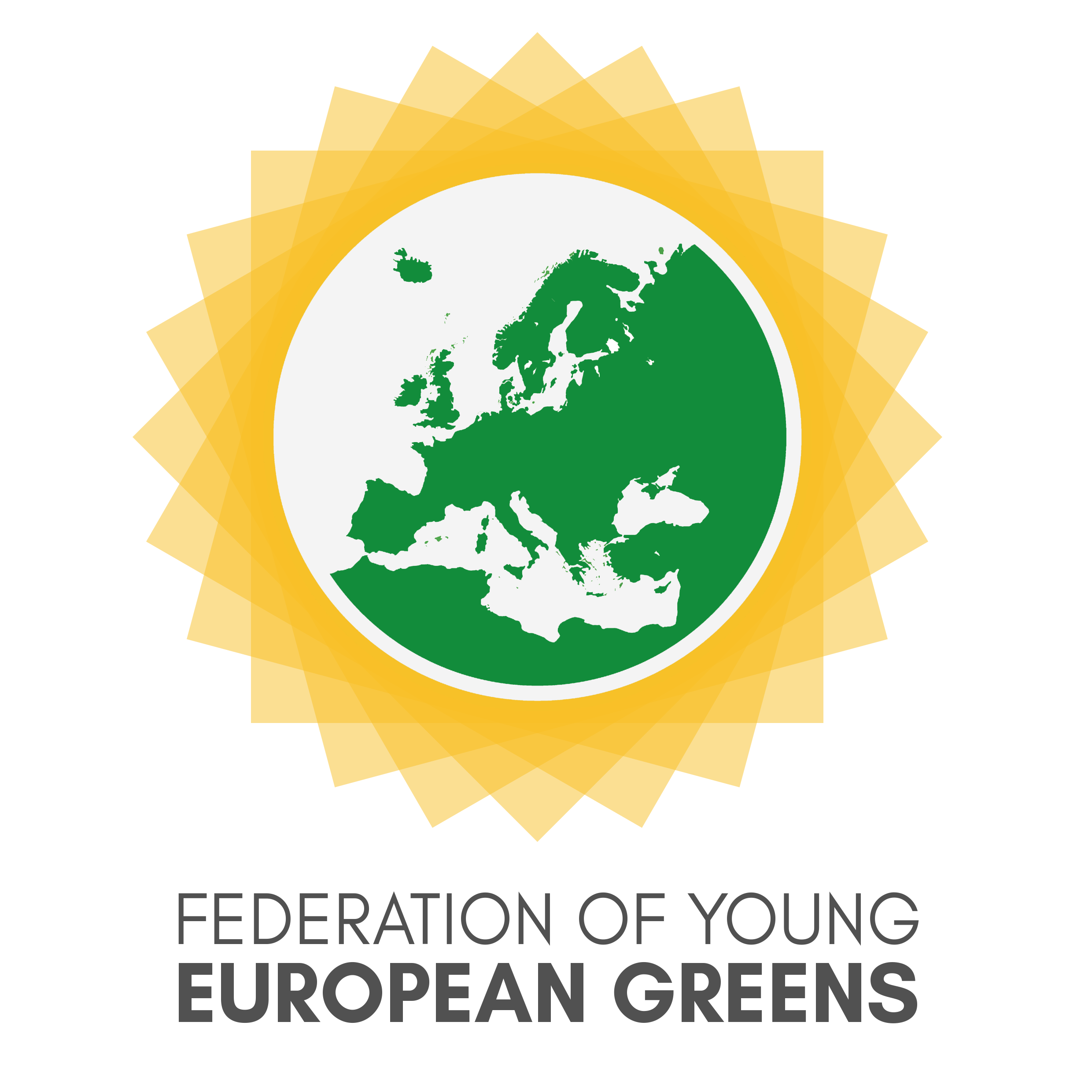Logo of Federation of Young European Greens